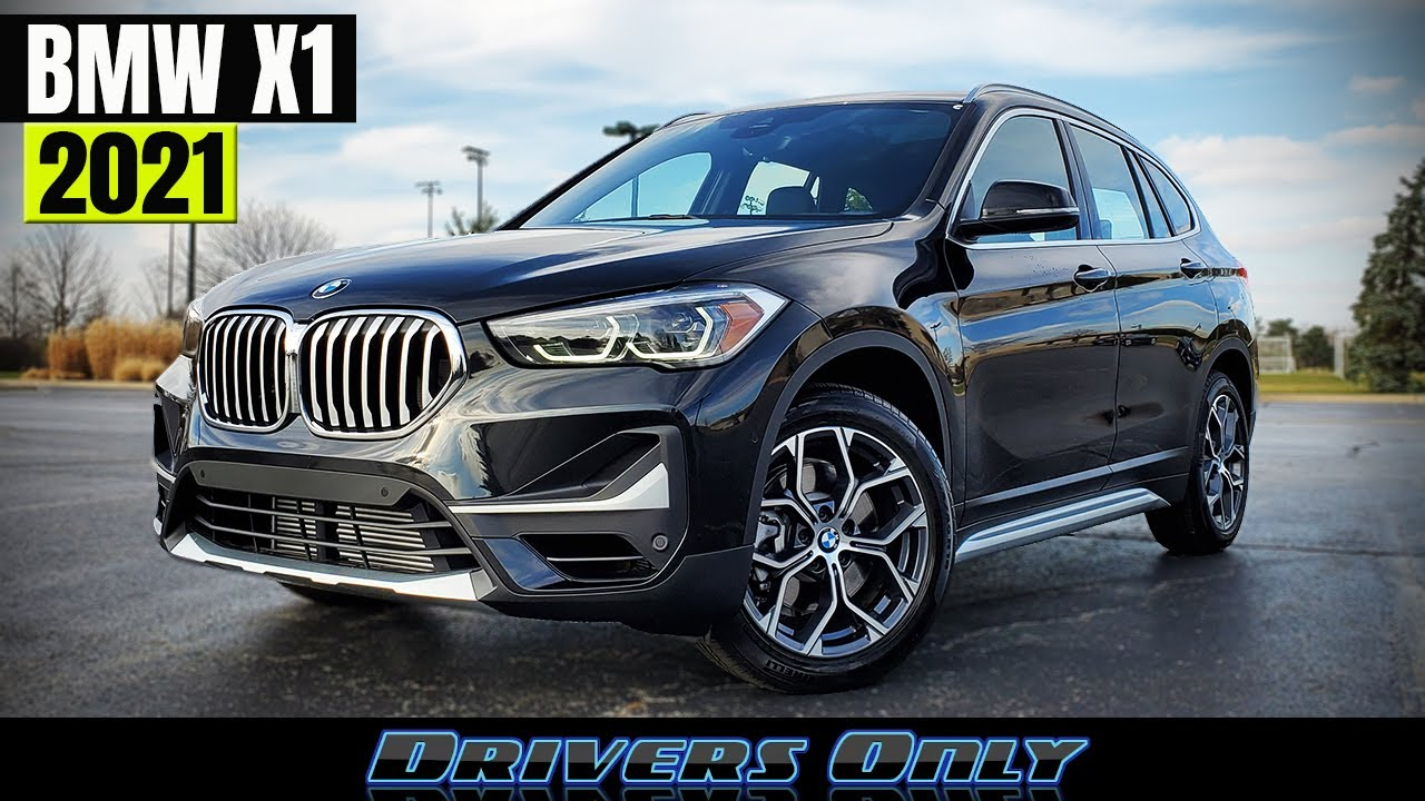 Download 2021 BMW X1 - Smallest BMW SUV is Surprisingly Good