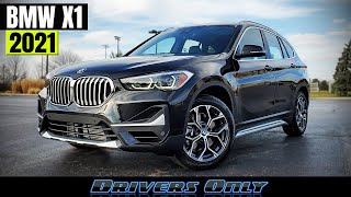 2021 BMW X1 - Smallest BMW SUV is Surprisingly Good