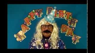 Funny Happy Birthday GERRY JERRY Song