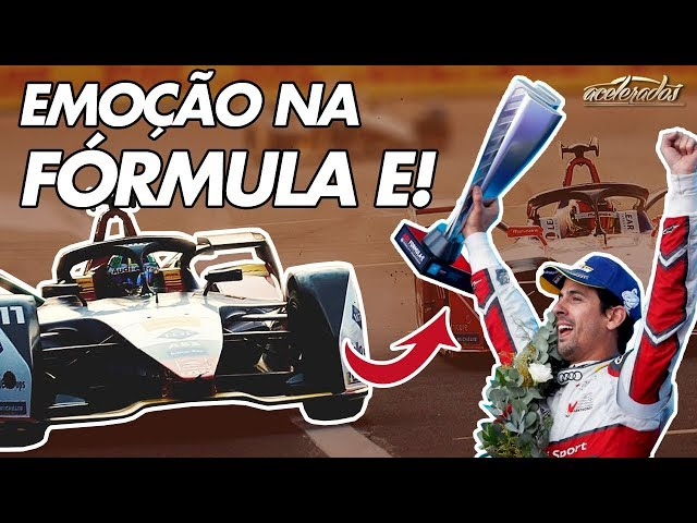 Deu Brasil no México! Os bastidores da vitória de Di Grassi na 4ª etapa da Fórmula E - AceleVlog #75