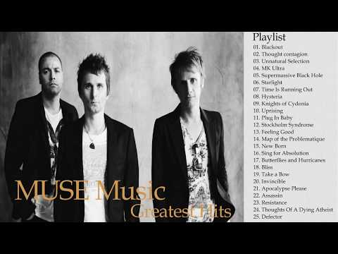 Muse Best Songs Full Album New _ Best Muse Songs Full Playist 2018