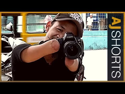 ???????? Can disability stop you from being a pro photographer? | AJ Shorts