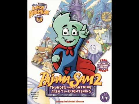 Pajama Sam 2 Music: Warehouse Elevator
