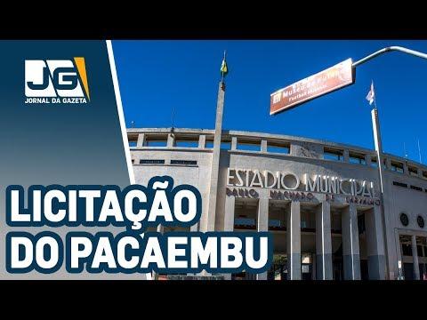 Prefeitura recebe propostas de interessados pelo Pacaembu, mas licitação segue suspensa