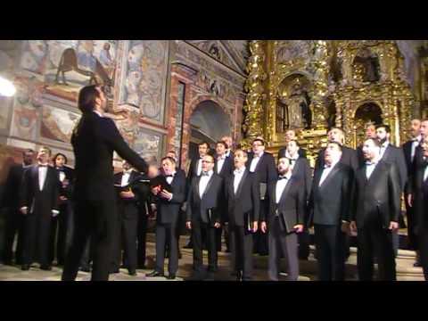 Coro de Voces Graves GGC Madrid.Monasterio Sancti Spiritus Toro