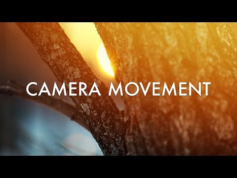 3 Easy CAMERA MOVEMENTS for CINEMATIC Footage