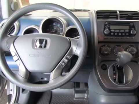 2006 honda element 2wd ex p automatic suv easley sc for Honda easley sc