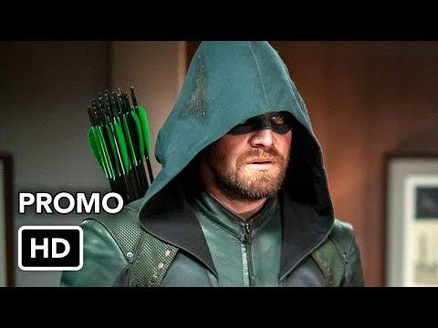 Arrow 8x06 Promo