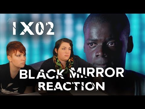 Black Mirror 1X02 FIFTEEN MILLION MERITS reaction!!