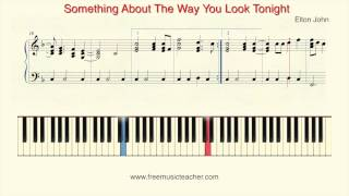 "Elton John ""Something About The Way You Look Tonight"" by Ramin Yousefi"