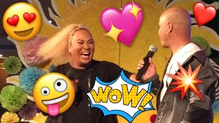 "Wacky Kiray and Negi impersonate ""Vice Ganda and Jackque"""