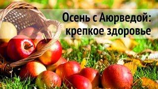 Осень с Аюрведой: крепкое здоровье
