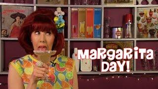 National Margarita Day! Velveteen Lounge Kitsch-en