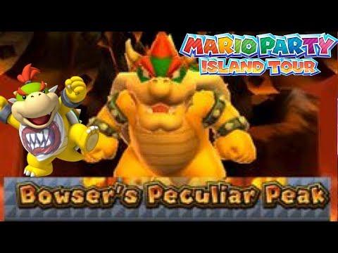 Mario Party: Island Tour! Bowser's Peculiar Peak