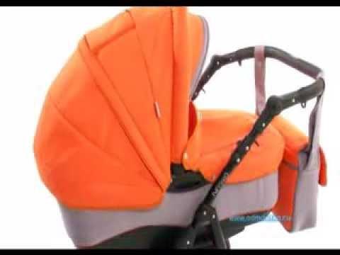Adamex Nitro - обзор коляски