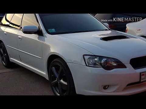 Авто из Армении. Subaru Legacy 2004г.