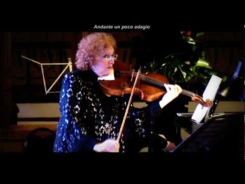Brahms Sonata in F minor (1st & 2nd Mvt) - Rivka Golani - Michael Hampton.