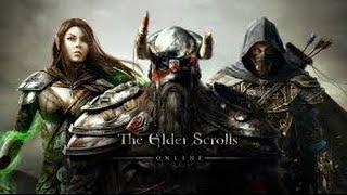 elder scrolls online: amazing iron ore minig site! (ebonheart pact)