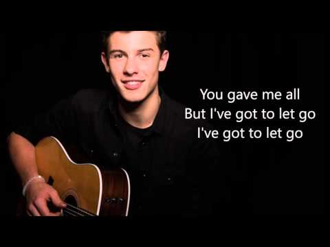Shawn Mendes  Memories  LYRICS