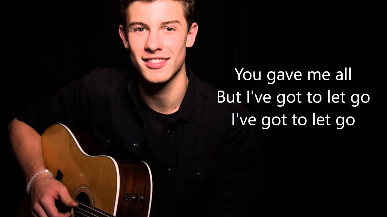 Shawn Mendes Memories Lyrics Youtube