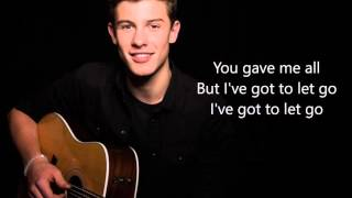[3.50 MB] Shawn Mendes - Memories - LYRICS