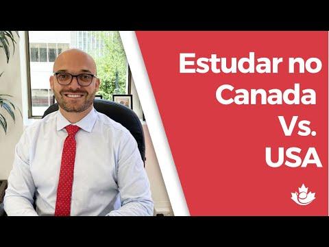 CANADÁ OU EUA: Qual melhor país para estudar?