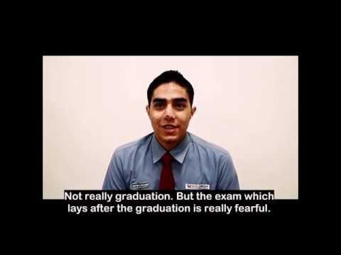 Graduation Interview 2016(SERI OMEGA F5A1)