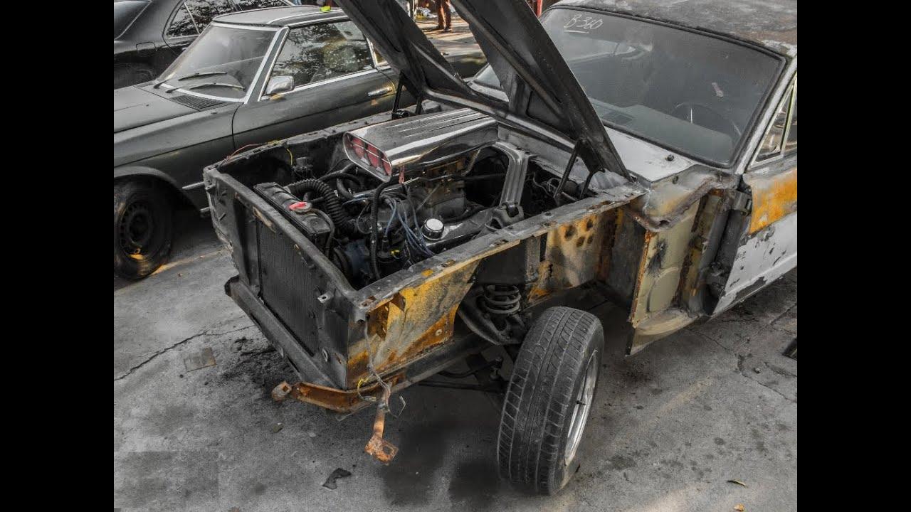 Hot-Rod Garage Armenia - YouTube