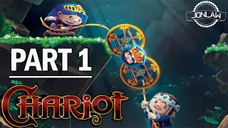 Chariot Gameplay Walkthrough Part 1 - Let