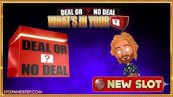 NEW SLOT! DEAL OR NO DEAL What's In Your Box ?? 📦