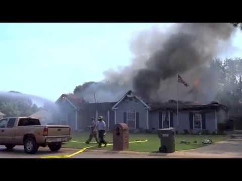 House Fire - Warner Robins, Georgia