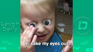 Try Not To Laugh Challenge| Funny Kids Vines Compilation 2020 Part 7 | Funniest Kids Videos