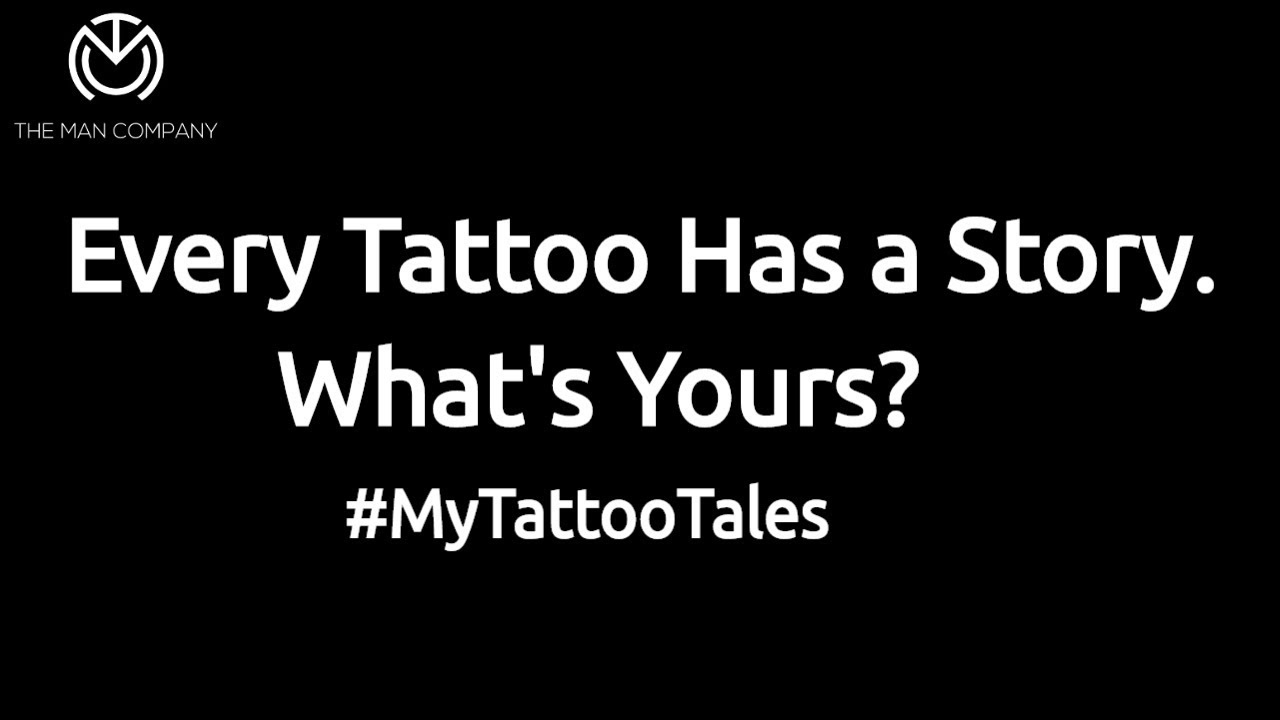 My Tattoo Tale - Tattoo Care Product Range