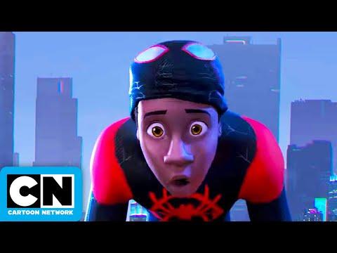 Spider-Man: Into the Spider-Verse | Cartoon Network