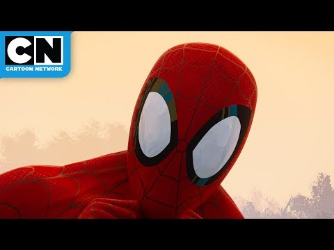 Spider-Man: Into the Spider-Verse | Cartoon Network