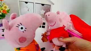 Видео с игрушками! СВИНКА ПЕППА новая серия! Peppa Pig