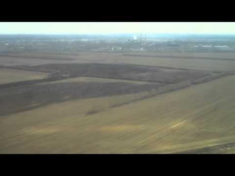 Landing in Barnaul ATR-42 VP-BCB