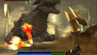 Demonius Game music picks - Dragon Blade Wrath of Fire - Boss battle theme.