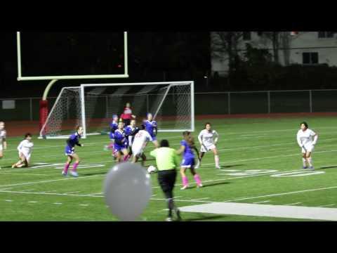 Bound Brook High School Girls Soccer Senior Day Vs. Manville