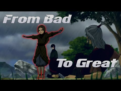 How Katara Went From Bad To Great - The Last Airbender
