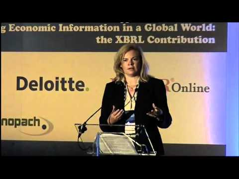 XBRL at SAP - 22nd XBRL International Conference