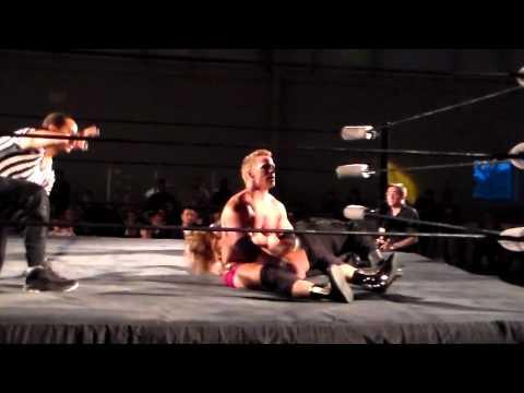 John Greed vs Tyson Dux - Young Stars vs Pro Stars II
