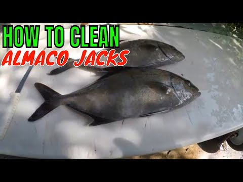 HOW TO CLEAN A ALMACO JACK