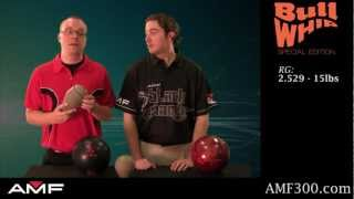 amf bull whip and cobra special edition bowling balls presented by amf 300