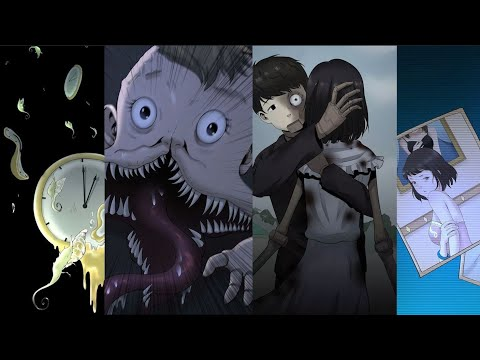 8 Spooky Stories Animated (Compilation Of March 2021)