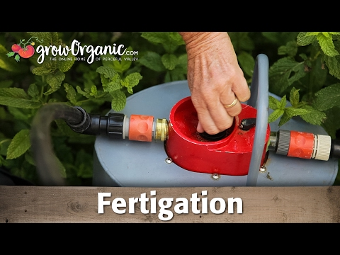 How To Integrate Liquid Fertilizer Into Your Irrigation System With Fertigation