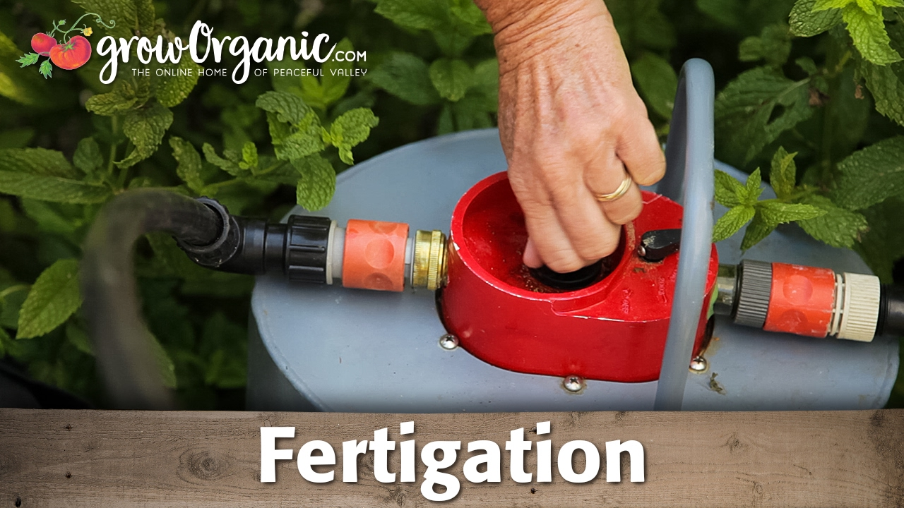 How To Integrate Liquid Fertilizer Into Your Irrigation
