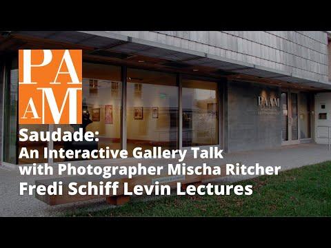 Saudade: An Interactive Gallery Talk with Photographer Mischa Richter