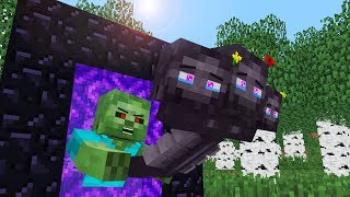 - Wither Life IV Minecraft Animation
