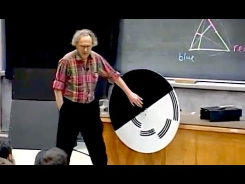 How to Make Teaching Come Alive - Walter Lewin - June 24, 1997